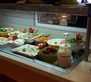 Salate Hotel Corissia Princess