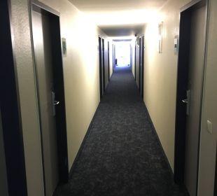 Der Flur, Jugendherrbergen Style Best Western Hotel München-Airport
