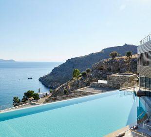 General View Hotel Lindos Blu