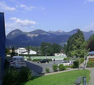 Fernsicht Hotel Val Blue Val Blu Resort Spa & Sports