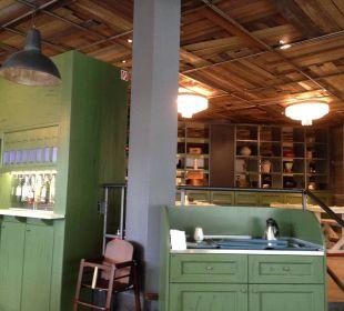 LaBaracca- frühstück und Italienisches Restaurant Park Inn By Radisson Lübeck