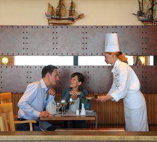 Fischrestaurant im Hotel NEPTUN Hotel Neptun