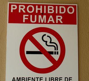 Bitte nicht rauchen Hotel & Club Punta Leona