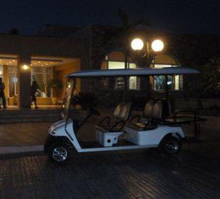 Abholservice Dankeschön Hotel Horizon Beach Resort