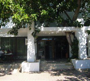 Eingang Marhaba Salem
