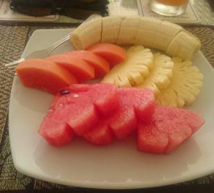 Obstteller Frühstück K Hotel