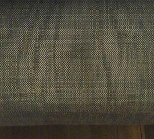 Flecken auf dem sofa