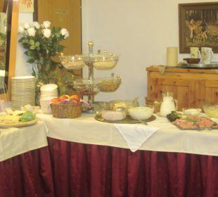 Unser Buffetfrühstück Hotel Kirchenwirt