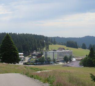 Außenansicht Familotel Hotel Feldberger Hof