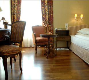 Einzelzimmer Hotel Europe