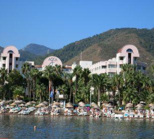 Hotel Aqua- schöne Lage Hotel Aqua