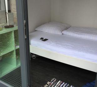 Der Würfel Qbe Hotel Heizhaus Berlin