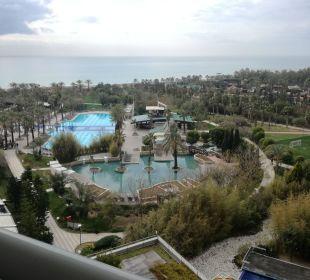 Blick v. Zimmer Hotel Concorde De Luxe Resort