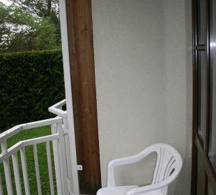 Balkon Hotel Landhaus Silbertanne