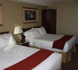 Tolle Betten Hotel Holiday Inn Express Toronto Downtown