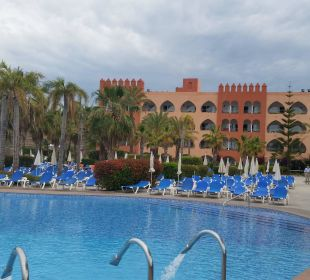 Aussenpool Playacalida Spa Hotel