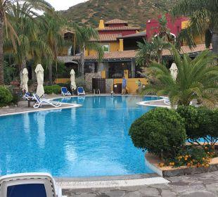 Gartenanlage Hotel Cruccuris Resort