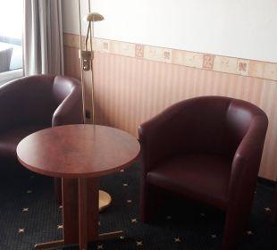 Sitzecke Carat Golf & Sporthotel Residenz