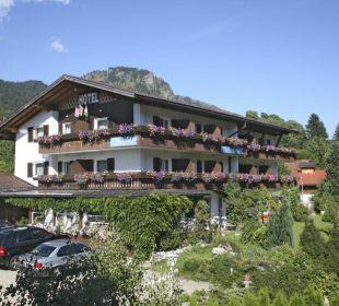 Blick auf Hotel Hotel Garni Malerwinkl