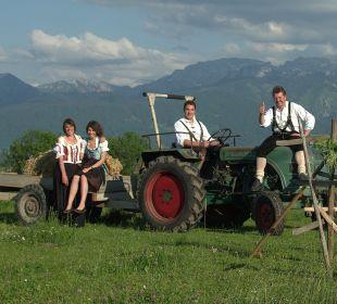 Sonstiges Ferienwohnungen Berghof Kinker
