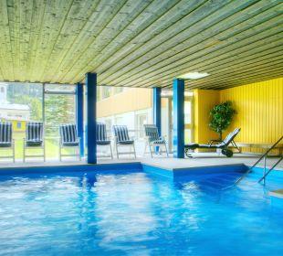 Pool Sunstar Alpine Hotel Lenzerheide