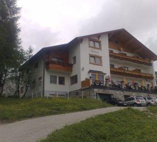 Hotelansicht Hotel Alpenrose