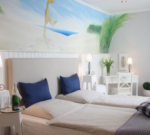 "Doppelzimmer ""Sylt"" Hotel Residence Bremen"