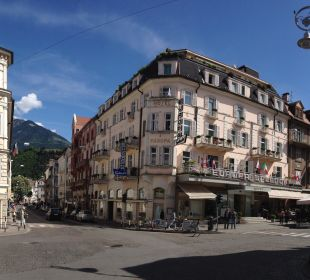 Panoramaansicht Hotel Europa Splendid