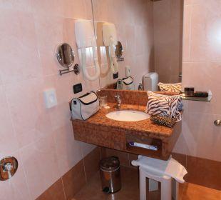 Badezimmer Hotel Tritone Venice Mestre