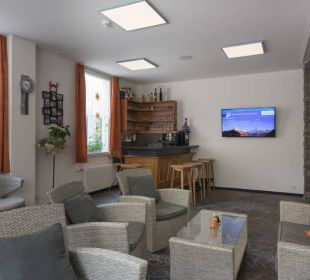 Bar Hotel Bel-Air Eden