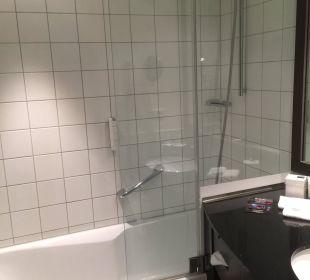 Badewanne Hotel Dorint an der Messe Köln