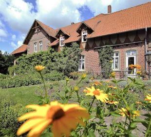 Bauernhaus im Sommer Familotel Landhaus Averbeck