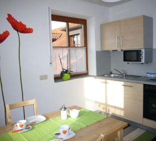 Ferienwohnung 5 Küche Gästezimmer Fewos Familie Neubert