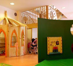 Kinderclub Quellness Golf Resort - Das Ludwig