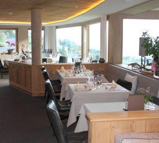Teilansicht des Speisebereiches Hotel Panorama