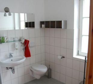 Appartement Red - Badezimmer Seaside Appartements Rügen - Haus Altstadt
