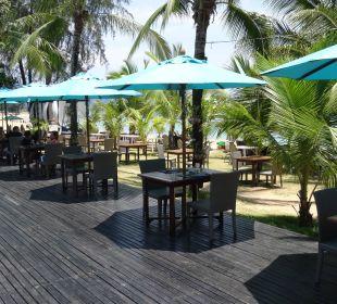 Ausblick beim Frühstück La Flora Resort & Spa