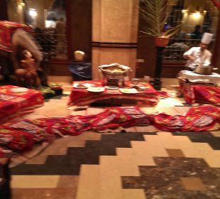 Ägyptischer Abend im mamlouk Themenrestaurant