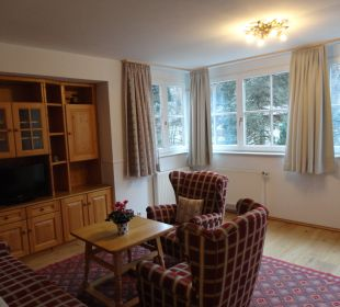 Wohnraum App. 1 Villa St. Georg