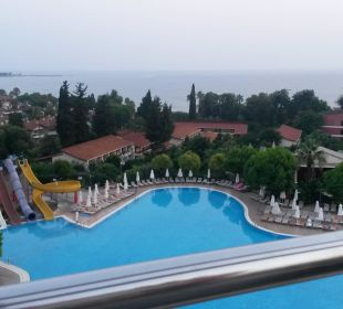 Pool mit Rutschen Horus Paradise Luxury Resort Club