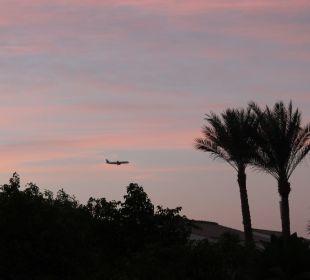 Sonnenuntergang Hotel Reef Oasis Blue Bay