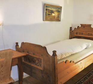 Einzelzimmer Swiss-Historic-Hotel Münsterhof