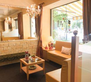 Lobby City Hotel Ost am Kö Augsburg