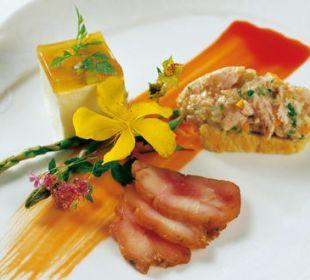 Essen Romantik Hotel Die Krone von Lech