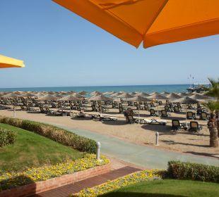 Ausblick von der Neptun-Bar Gloria Verde Resort