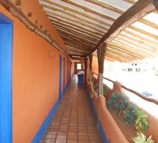 Flur 2. OG Hotel Costa Linda