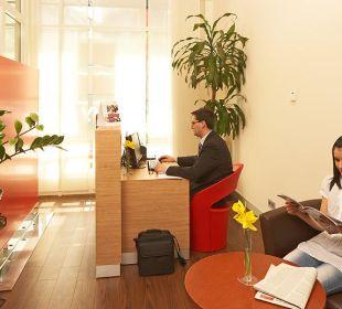 I-Point, Internetterminal kostenfrei Hotel Ibis Koblenz City