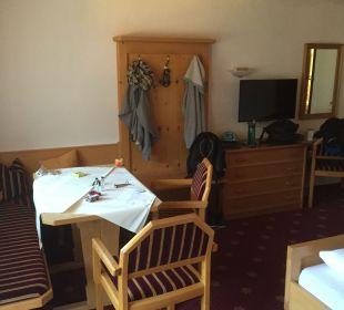 Zimmer Hotel Alpenblume