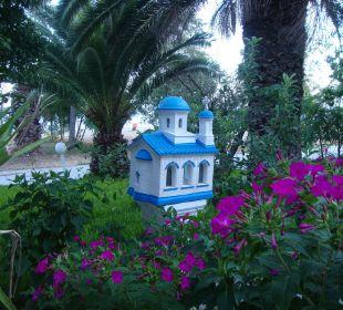 Das kleine Kirchlein Hotel Possidona Beach