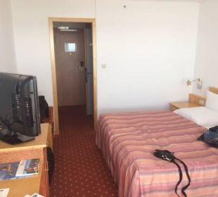 Bett und TV Hotel Neptun